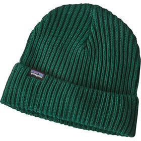 Patagonia Fishermans Rolled Beanie Micro Green